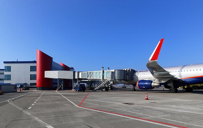 Аэропорт Калининград Храброво онлайн табло, расписание рейсов